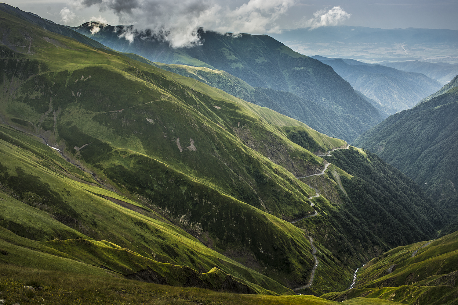 Way to Tusheti